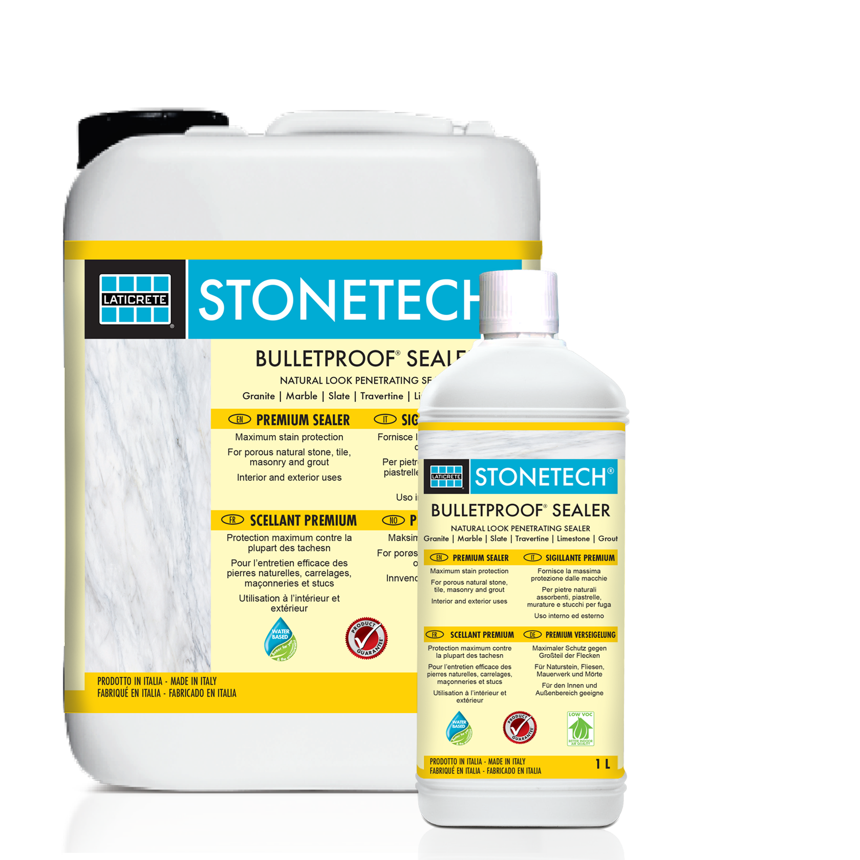 STONETECH Bulletproof Sealer Grouping